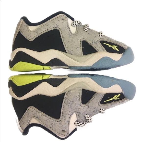 4225088255af ADIDAS REEBOK Classic Kamikaze 2 Low Sneaker 🏆